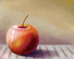 Apple by SAyaal