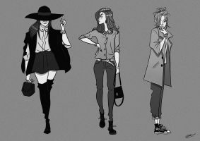 FASHION STREET STYLE by GrievousGeneral
