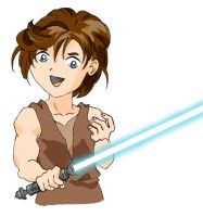 Anakin Solo by the-twins