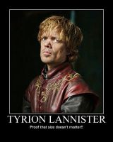 TYRION RULES!!! by cwpetesch