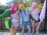 NDK MLP Girls by Mistress-of-Nochs