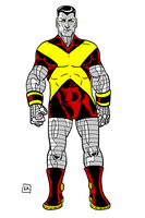 Colossus Redesign by EarthmanPrime
