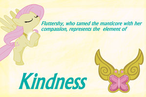 Element of Kindness by asdflove