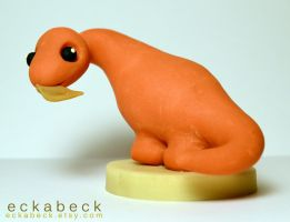 Apatosaurus by eckabeck