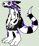 Ghastly Amethyst [Auction, Open] by Mulch-Adopts