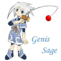 Genis in color by anna-mei