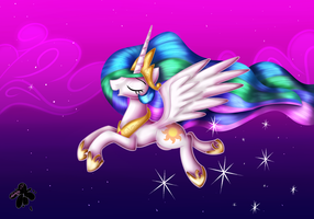 Celies in the sky by Katakiuchi4U