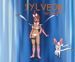 Sylveon Woman and Sylveon to the rescue! by Gamer5444