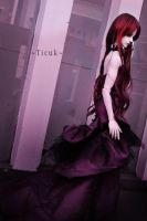 Purple Song1 by ticuk