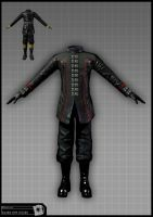Concept Art RIDDICK AoDA - Guard design by torvenius