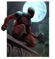 ScarletSpider Pham Colwell by JeremyColwell