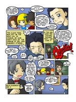 Phoenix Wright Flashback Comic 2 of 3 by arosyks