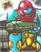 Metroid Fusion: Aran Rebirth by Tanooki128