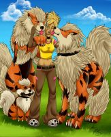Arcanine Breeding by PyroFishies