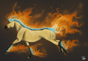 Purge the World in Flames by TamHorse