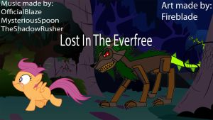 Lost In The Everfree cover by Fireblade804