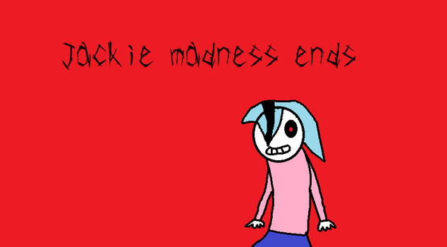 Jackie madness ends (Tittle Screen) by IvanSorokin50