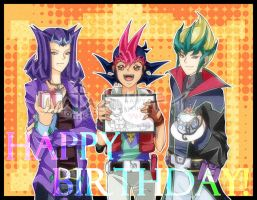 YGO: Happy Birthday Tami! by Torikii