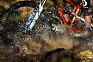 Mountain Bike at Levens 2010 2 by Winpoks