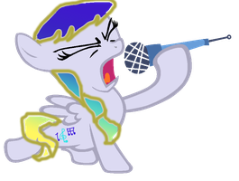 Singing Filly LunarOrion by LunarOrion