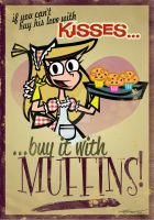Muffins For Love by Cool-Hand-Mike