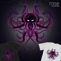 WeLoveFine T-Shirt Contest Entry: Rose Lalonde by andarix