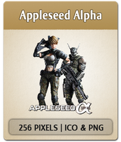 Appleseed Alpha - Anime Icon by joesandal