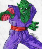 Piccolo by ChahlesXavier