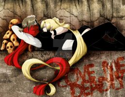 Love Me Deadly by ToxicStarStudio