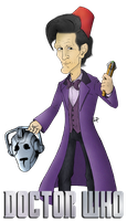 Eleventh Doctor v.2 by 94cape69