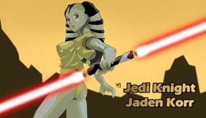 Jedi Twilek by Cool-user-name