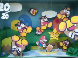 Paper Mario contest entry......didn't win :( by Quetzalcoatl2k
