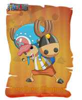 Tony Tony Chopper by orochimarusama1