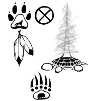 Iroquois Designs by HangingLeaf