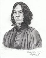 Snape by sweeneylover18