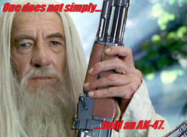 Gandalf MEME by Rthecreator