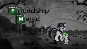 Friendship was Magic - Wallpaper [1920x1080] by R4inbowbash
