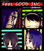 FEEL GOOD INC...colabolabo ver. by seedlessseed