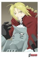 Full Metal Alchemist Tribute by the-replica