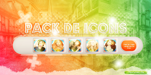 +Pack De Icons by JazzieCrazy