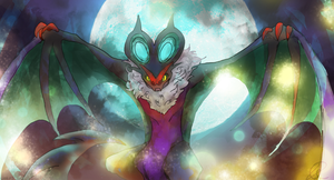 Noivern Pokemon X Y by Ningeko16