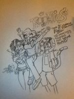 Roomies Gift to Andrew Dickman by Tales499
