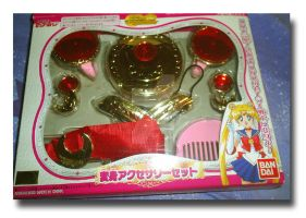 Sailor Moon Accessory Kit by Magical-Mama
