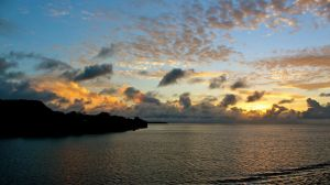 Port Vila Sunset II - Vanuatu by MissSpocks