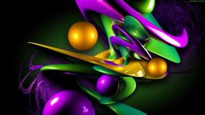 Endless Energy in Color by StarwaltDesign