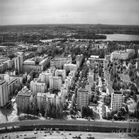 Tampere City by Pajunen