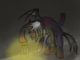 The ''Experiment'' by k-the-dragonknight