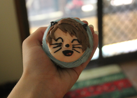 danisnotonfire cupcake by GummyBearOrgy