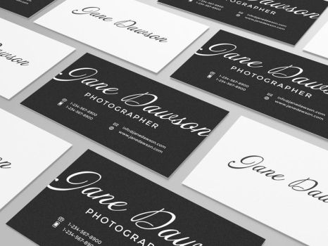 Simple Business Card by nazdrag