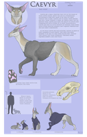Caevyr Species Reference by AtheIas